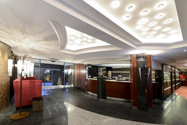 Atrium Hotel Mainz - фото 14