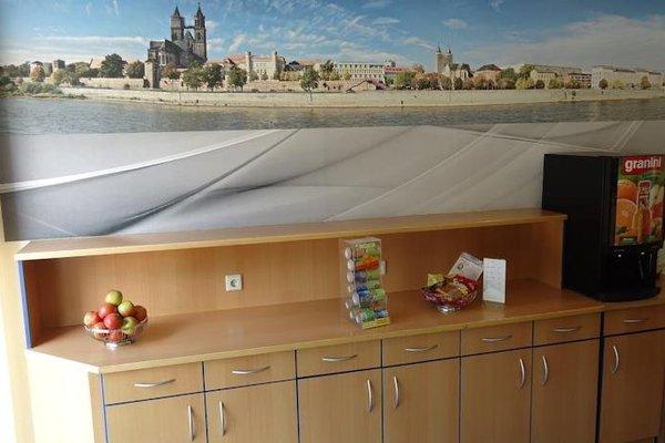 Sleep & Go Hotel Magdeburg - фото 10