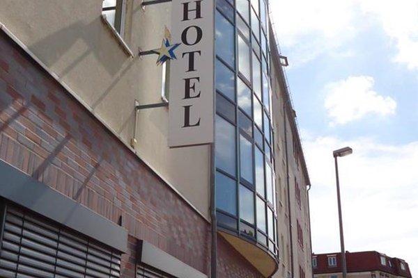 Sleep & Go Hotel Magdeburg - фото 21