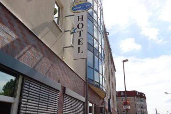 Sleep & Go Hotel Magdeburg - фото 22