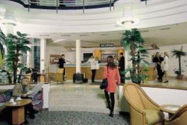 H+ Hotel Magdeburg - фото 14