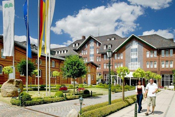 Historisches Herrenkrug Parkhotel - фото 22