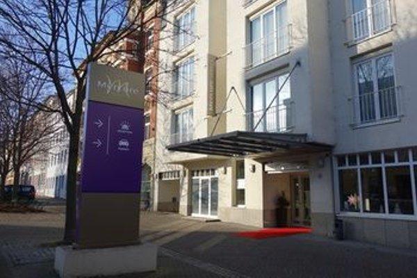 Plaza Hotel Magdeburg - фото 21
