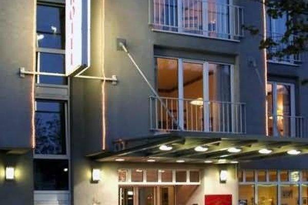 Plaza Hotel Magdeburg - фото 22