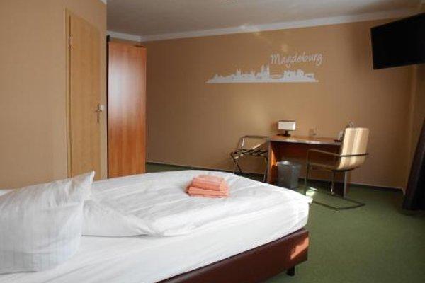 Hotel Merkur - фото 4