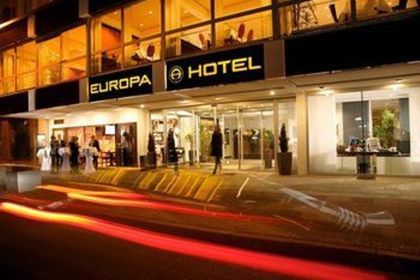 Europa Hotel - фото 50