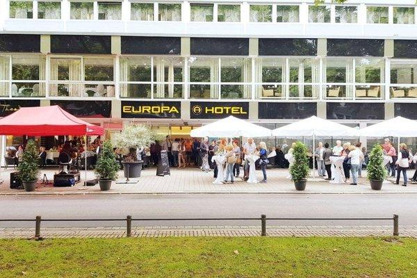 Europa Hotel - фото 20