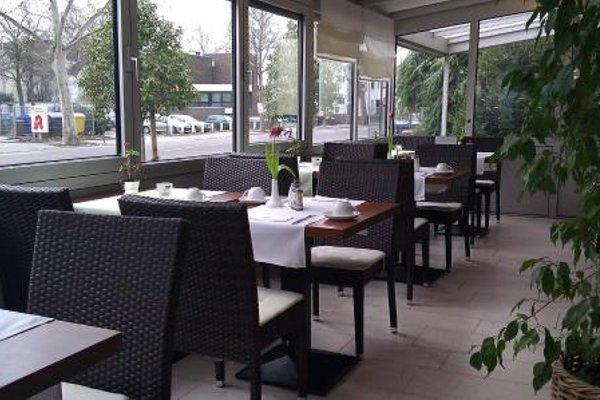 Gartenstadt Hotel - фото 11