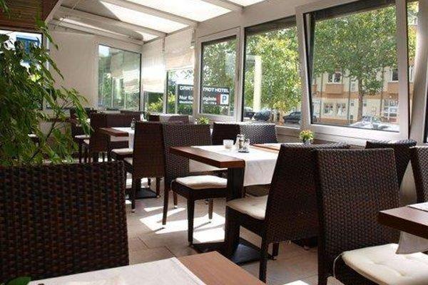 Gartenstadt Hotel - фото 14