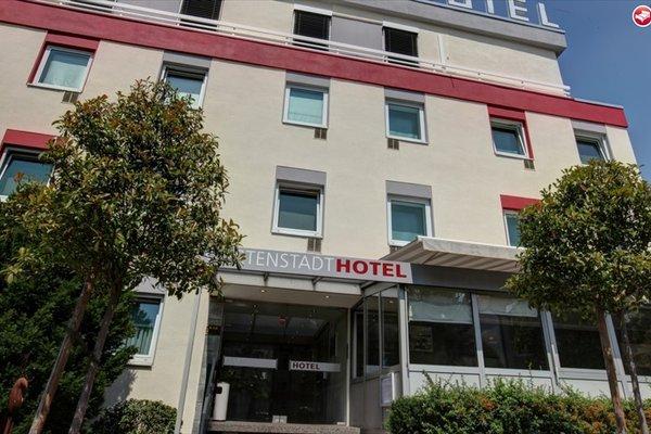 Gartenstadt Hotel - фото 21