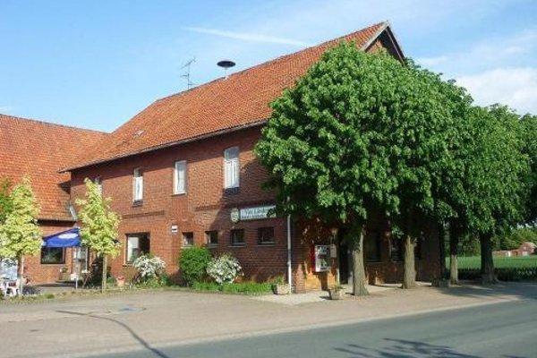 Hotel Vier Linden - фото 23