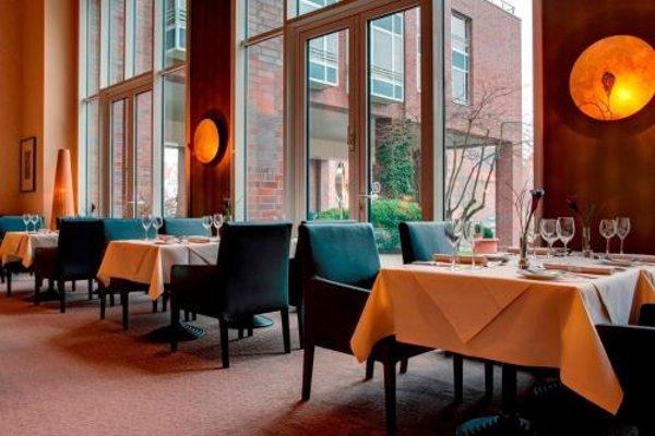 Radisson Blu Senator Hotel, Lubeck - фото 14