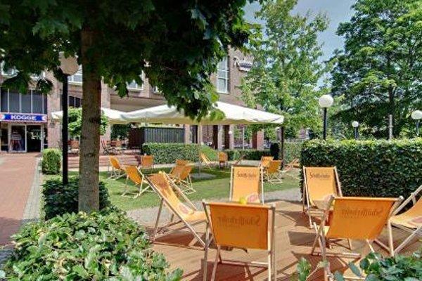 Radisson Blu Senator Hotel, Lubeck - фото 20