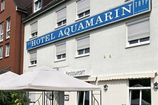 Tryp by Wyndham Luebeck Aquamarin (ех. Best Western Hotel Aquamarin Lubeck) - фото 20