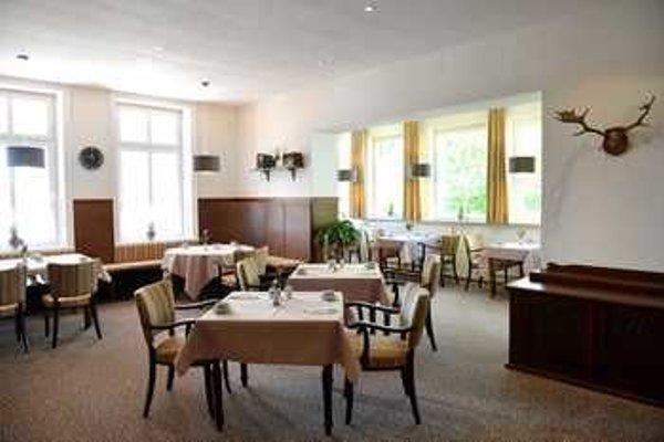 Arnimsruh Hotel garni - фото 11