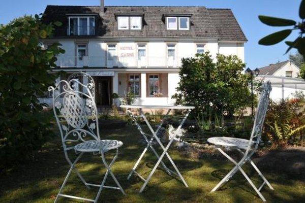 Arnimsruh Hotel garni - фото 15