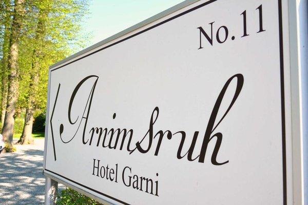 Arnimsruh Hotel garni - фото 9