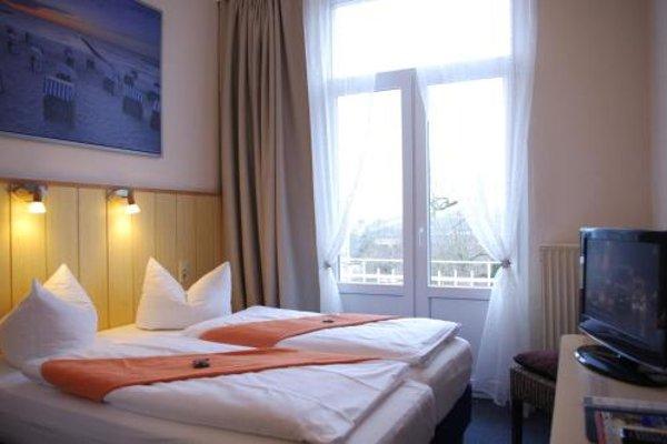 Hotel Stadt Lubeck - фото 34