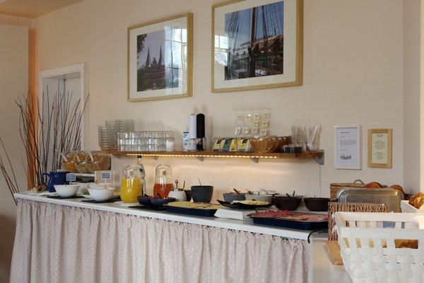 Hotel Stadt Lubeck - фото 12