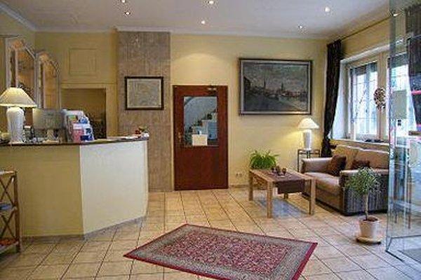 Hotel Stadt Lubeck - фото 16