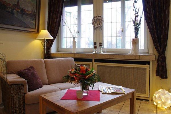 Hotel Stadt Lubeck - фото 19