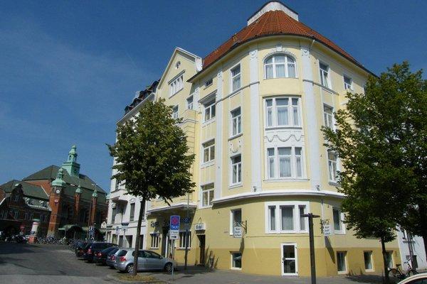 Hotel Stadt Lubeck - фото 21
