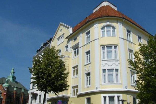 Hotel Stadt Lubeck - фото 22