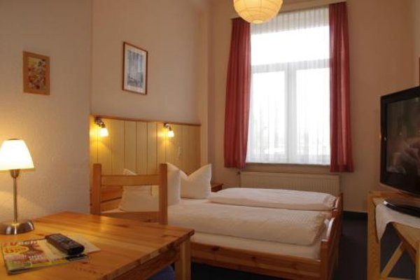 Hotel Stadt Lubeck - фото 4