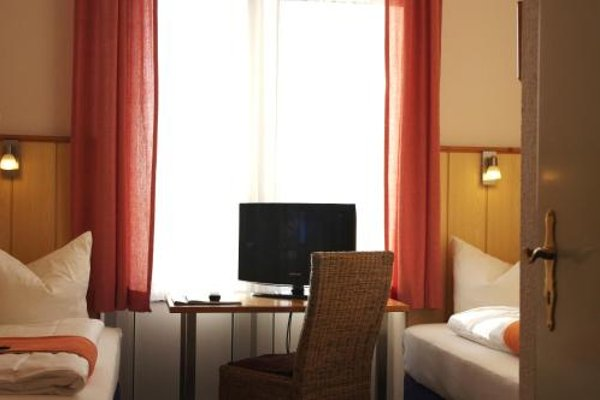 Hotel Stadt Lubeck - фото 5