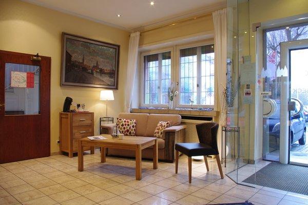 Hotel Stadt Lubeck - фото 8
