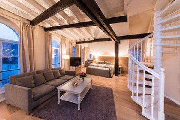 TOP CityLine Klassik Altstadt Hotel Lubeck - фото 5