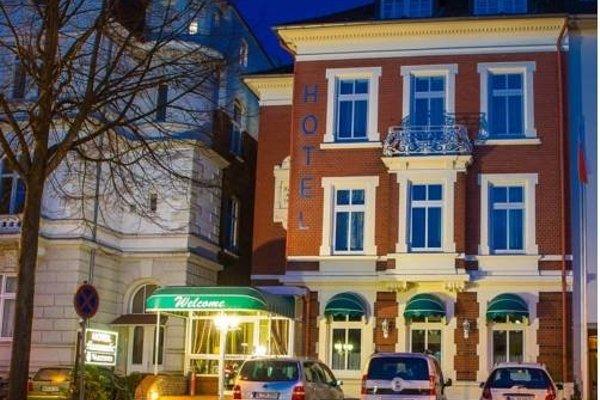 Hotel Hanseatic - фото 23