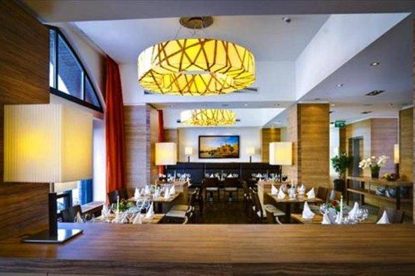 H+ Hotel Lubeck - фото 11