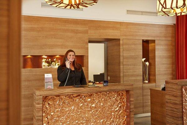 H+ Hotel Lubeck - фото 16
