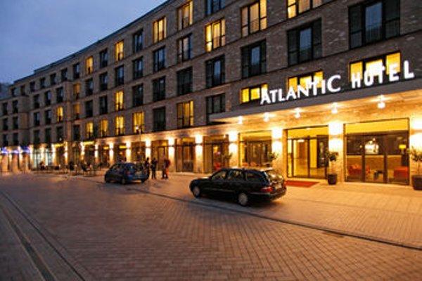 Atlantic Hotel Lubeck - 23