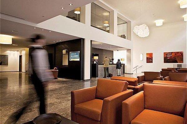 Atlantic Hotel Lubeck - 8