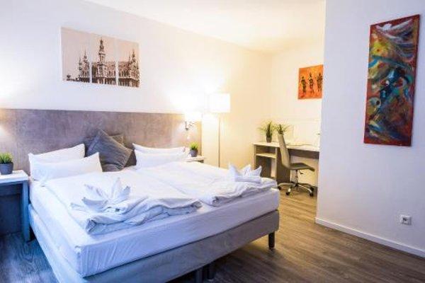 Appartementhaus Obertrave - фото 24