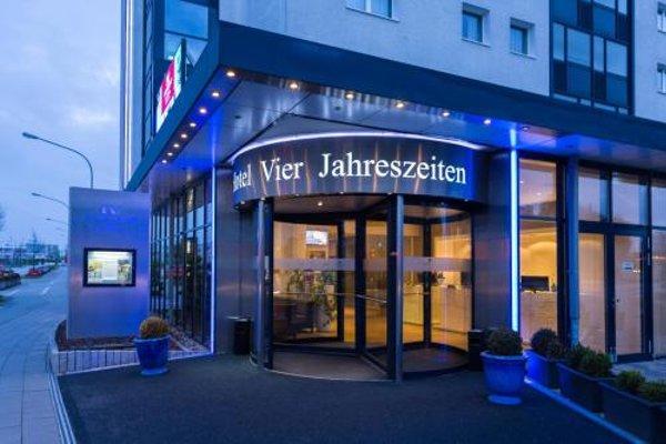Hotel Vier Jahreszeiten Lübeck - 18