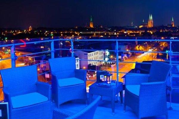 Hotel Vier Jahreszeiten Lübeck - 20