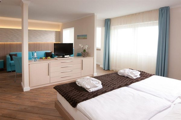 Hotel Vier Jahreszeiten Lübeck - 6