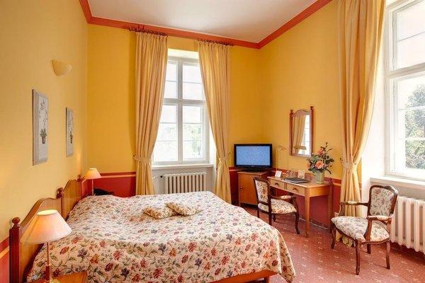 Hotel Schloss Lubbenau - фото 50