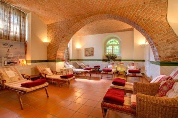 Hotel Schloss Lubbenau - фото 14