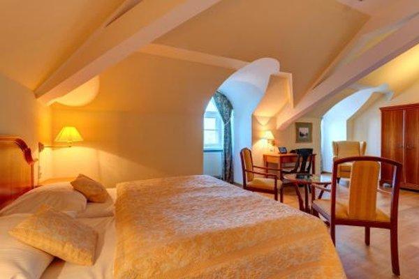 Hotel Schloss Lubbenau - фото 16
