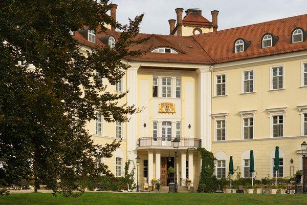Hotel Schloss Lubbenau - фото 22