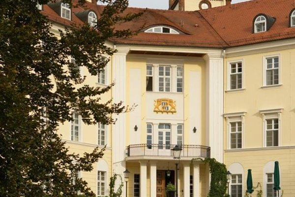 Hotel Schloss Lubbenau - фото 23
