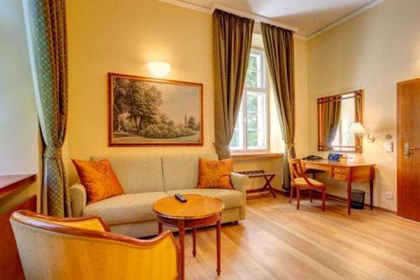 Hotel Schloss Lubbenau - фото 4