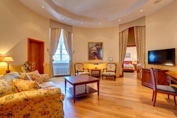 Hotel Schloss Lubbenau - фото 5