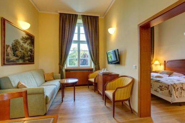 Hotel Schloss Lubbenau - фото 8