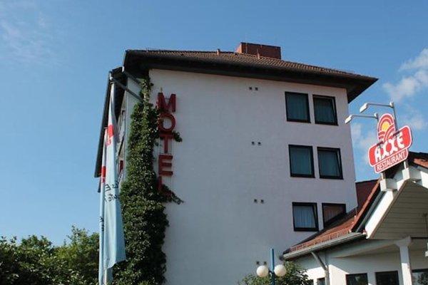 AXXE Hotel Kassel Ost - фото 23