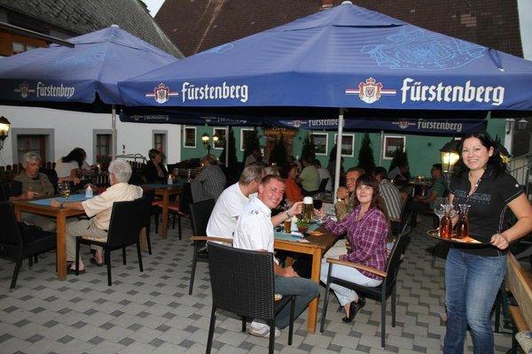 Wellnesshotel & Restaurant Hexenschopf - фото 14